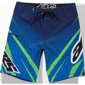 Alpinestars Blue Spectacle Boardshorts - 1045240657238