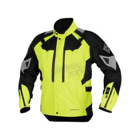 Firstgear Women's DayGlo/Black Kilimanjaro Jacket - 510743