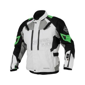Firstgear White Kilimanjaro Textile Jacket - 510776