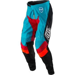 Troy Lee Designs Turquoise SE Corsa Pants - 203133303