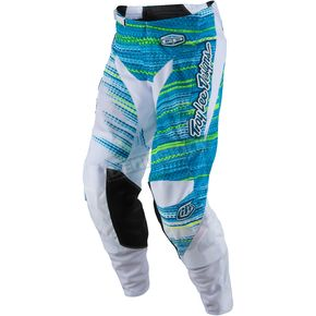 Troy Lee Designs White GP Air Electro Pants - 204128104