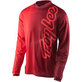 Troy Lee Designs Red GP 50/50 Jersey - 307129405