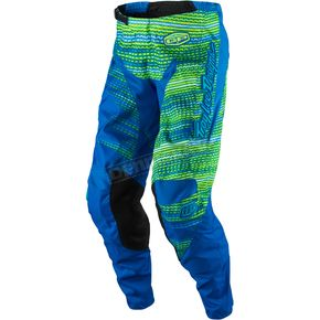 Troy Lee Designs Navy GP Electro Pants - 207128303