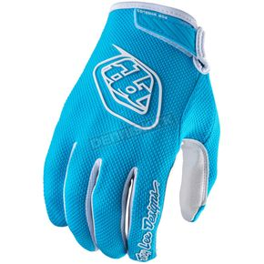 Troy Lee Designs Youth Light Blue Air Gloves - 406003334