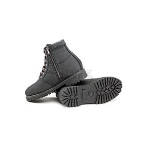 Women's Black Rebellion Boots - 1507-009