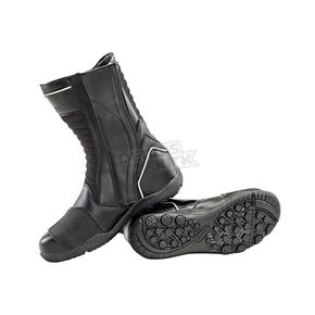 Joe Rocket Black Meteor FX Boots - 1515-0008