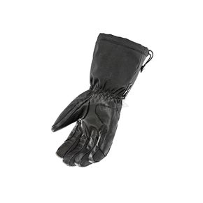 Joe Rocket Black Latitude XL Gloves - 1600-1007