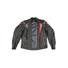 Joe Rocket Black/Red Atomic 5.0 Jacket - 1651-5102