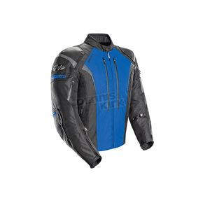 Joe Rocket Black/Blue Atomic 5.0 Jacket - 1651-5204