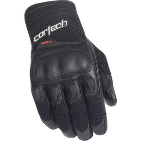 Cortech Black HDX 3 Gloves - 8330-0305-09