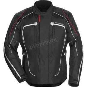 Tour Master Women's Black Advanced Jacket - 8736-0105-84