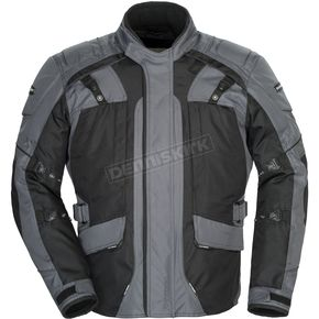 Tour Master Gunmetal/Black Transition 4 Jacket - 8777-0417-08