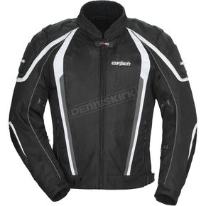 Cortech Black GX-Sport Air 4.0 Jacket - 8985-0405-04