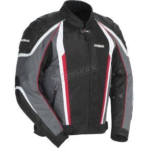 Cortech Gunmetal/Black GX-Sport Air 4.0 Jacket - 8985-0417-08