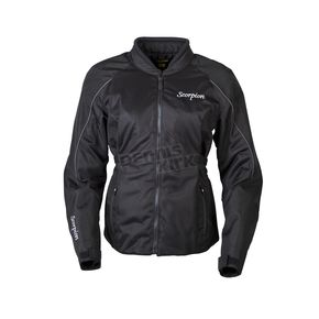 Scorpion Womens Black Maia Jacket - 51403-6