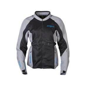 Scorpion Womens Gray Maia Jacket - 51413-4