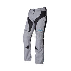 Scorpion Womens Gray Maia Pants - 5453-7