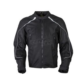 Scorpion Black Ascendant Jacket - 14001-6