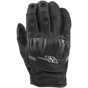 Speed and Strength Black Power and The Glory Mesh Gloves - 872233