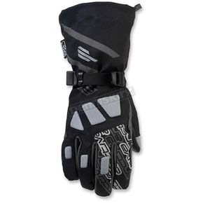 Arctiva Black Quest Gloves - 3340-1066