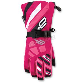 Arctiva Youth Pink Ravine Gloves - 3342-0227