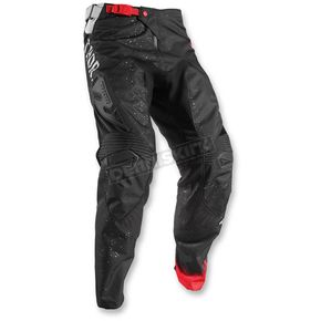 Thor Grey/Black Fuse Objective Pants - 2901-5724