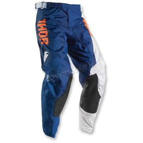Thor Orange/Navy Pulse Aktiv Pants - 2901-5789