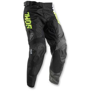 Thor Lime/Black Pulse Aktiv Pants - 2901-5809