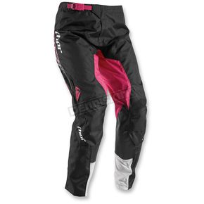Thor White/Magenta Womens Pulse Facet Pants - 2902-0181