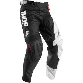 Thor Youth Red/Black Pulse Aktiv Pants - 2903-1431
