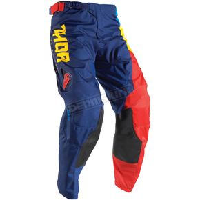 Thor Youth Multi Color Pulse Aktiv Pants - 2903-1443