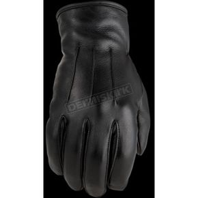 Z1R Women's Black 938 Gloves - 3301-2853