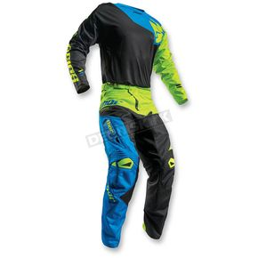 Thor Black/Lime Fuse Pinon Jersey - 2910-3870