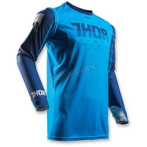 Thor Blue/Navy Prime Fit Rohl Jersey - 2910-3883