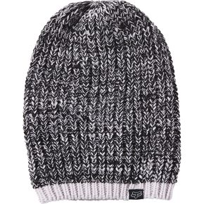Fox Women's Black Process Beanie - 17497-001-OS