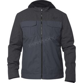 Fox Pewter Straightaway Jacket - 17446-052-XL