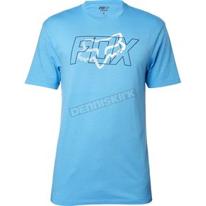 Fox Surface Blue Skars T-Shirt - 17602-002-2X