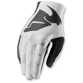 Thor Black/White Void Aktiv Gloves - 3330-3966