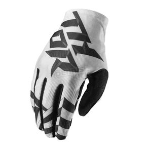 Thor Youth White/Black Void Dazz Gloves - 3332-1092