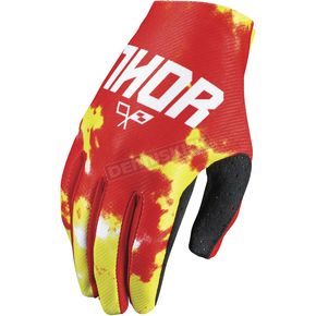 Thor Youth Fire Void Tydy Gloves - 3332-1107