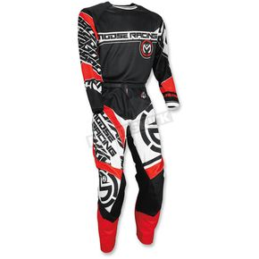 Moose Red/Black Qualifier Jersey - 2910-4099