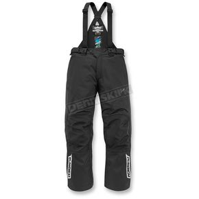 Icon - Raiden Black Raiden DKR Monochromatic Waterproof Pants - 2821-0932