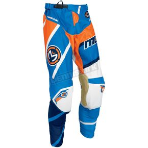 Moose Orange/Blue/Navy M1 Pants - 2901-5986