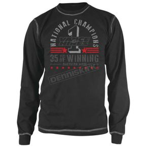 Speed and Strength Vance & Hines Anniversary Thermal Long Sleeve Shirt - 879609
