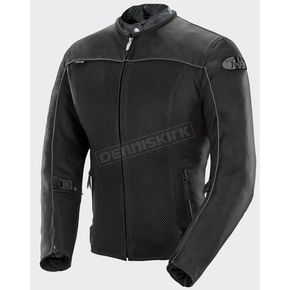Joe Rocket Women's Black Velocity Textile Mesh Jacket - 1655-1004