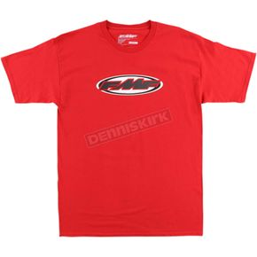 FMF Red Don 2.0 Tee Shirt - FA6118906RED2X
