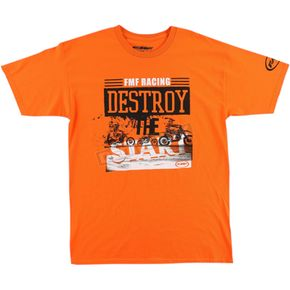 FMF Orange Start Tee Shirt - FA6118910ORGXL