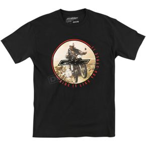 FMF Black Stole it 2 Tee Shirt - FA6118913BLKXL
