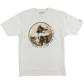 FMF White Stole it 2 Tee Shirt - FA6118913WHTXL