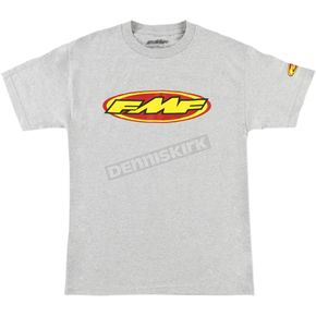 FMF Heather Gray The Don T-Shirt  - SP6118999HGRL